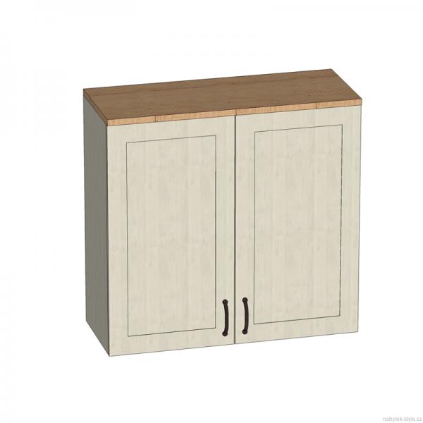 G80C horní skříňka kuchyň Royal