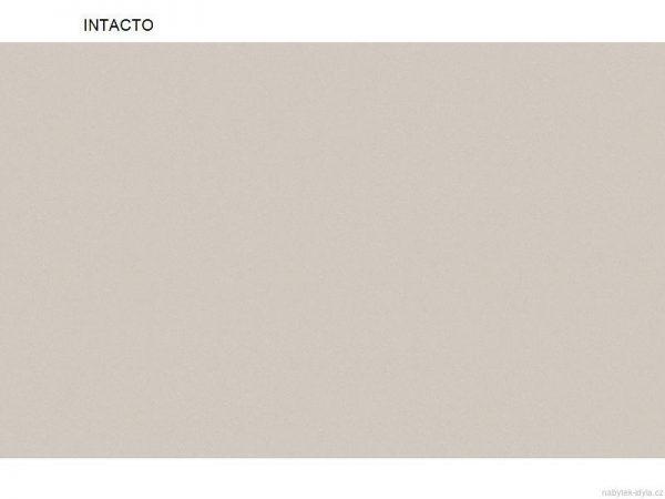 bílý lesk/dub San Remo světlý